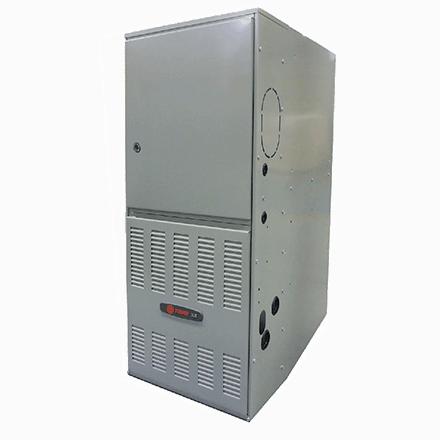 Trane XB90 gas furnace.