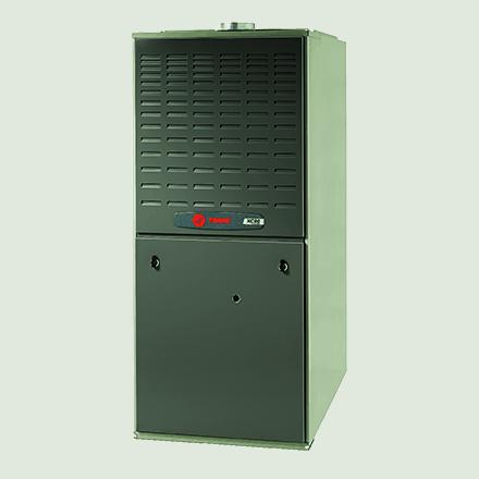 Trane XC80 gas furnace.