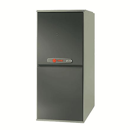 Trane XR95 gas furnace.